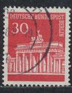 BERL  288 gestempelt
