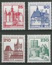 BERL 587-590  postfrisch