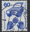 BERL 409 A gestempelt