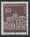 BERL  286 gestempelt