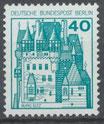 535 A  postfrisch (BERL)