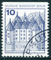 BERL 532 C gestempelt