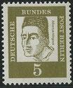 199  postfrisch  (BERL)