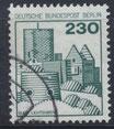 BERL 590 gestempelt