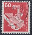 BERL 582 gestempelt