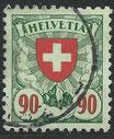 194 x  gestempelt  (CH)