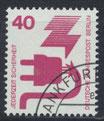 BERL 407 A gestempelt