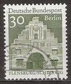 BERL 274 gestempelt