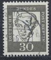 BERL 206 gestempelt