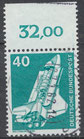 850 gestempelt (RWZ 32,00) (BRD)