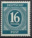 923 postfrisch (ABGA)