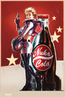 Nuka Cola Fallout Poster 61x91cm