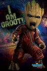 Groot Guardians of the Galaxy Vol.2 Poster 61x91cm