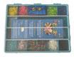 """Rainbow Loom® Geschenkset """"Blau"""" / Cadeau Girls """"bleu"""""""