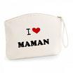 """Pochette   """"I love Maman"""""""