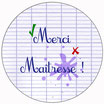 "Badge Merci... ""Cahier d'écolier"" [MP]"
