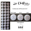 "Pack ""Chiffres"" complet"