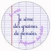 """""""Je sème des graines de pensées"""""""