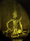 Traditional Thai actor