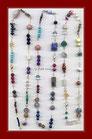 'Schnupper-Halsketten' mit Edelsteinen