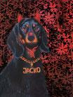 """Jacko"" Fine Art Digital Print"