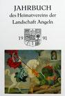 Jahrbuch des Heimatvereins der Landschaft Angeln 1991