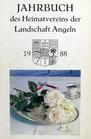 Jahrbuch des Heimatvereins der Landschaft Angeln 1988