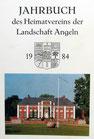Jahrbuch des Heimatvereins der Landschaft Angeln 1984