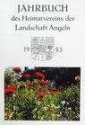 Jahrbuch des Heimatvereins der Landschaft Angeln 1983
