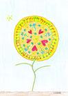 Goldene Kraftblume