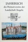 Jahrbuch des Heimatvereins der Landschaft Angeln 1987