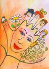 Königin des Zauberwaldes (Poster)