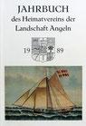 Jahrbuch des Heimatvereins der Landschaft Angeln 1989