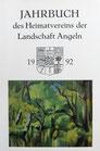 Jahrbuch des Heimatvereins der Landschaft Angeln 1992