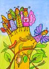 Die Schmetterlinge (Poster)