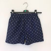 Badeshorts Little Anchors dunkelblau