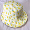 Fedora Hut 'Pineapple Showers'