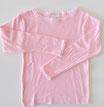 Pointelle Shirt rosa