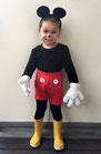 Kostüm 'Mickey'