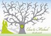 Hochzeitsbaum - Weddingtree Motiv 15