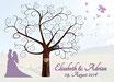 Hochzeitsbaum - Weddingtree Motiv 20