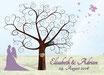 Hochzeitsbaum - Weddingtree Motiv 21