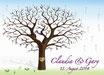 Hochzeitsbaum - Weddingtree Motiv 12