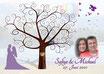 Hochzeitsbaum / Weddingtree PREMIUM