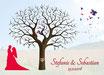 Hochzeitsbaum - Weddingtree Motiv 19