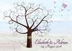 Hochzeitsbaum - Weddingtree Motiv 22