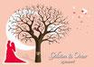 Hochzeitsbaum - Weddingtree Motiv 23