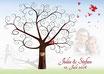 Hochzeitsbaum / Weddingtree Motiv 25