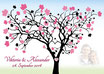 Hochzeitsbaum - Weddingtree Motiv 10.4