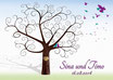 Weddingtree - Hochzeitsbaum Motiv 5